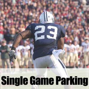 Click for Single Game Parking